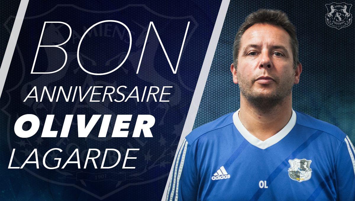 Amiens Sc Football Bon Anniversaire Olivier Lagarde