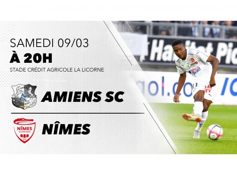 28EME JOURNEE DE LIGUE 1 CONFORAMA : AMIENS SC - NO  9339-15513449930