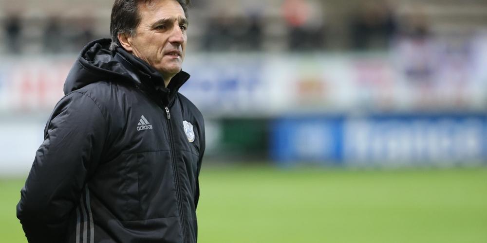 Christophe Pelissier : « La solidarité existe entre les entraineurs »