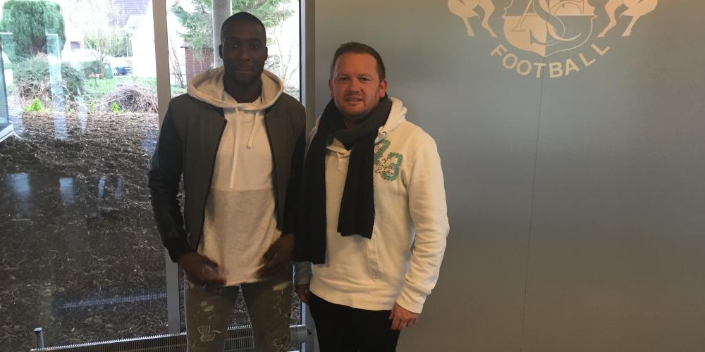 Amiens SC Football - Harouna Abou Demba se refait une ...